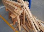 materiał drewno